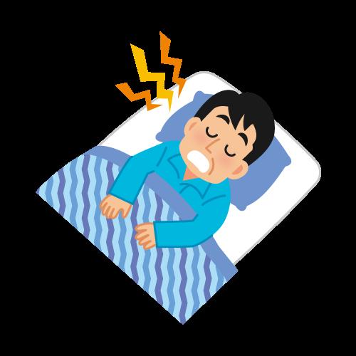 睡眠時無呼吸症候群(いびき)